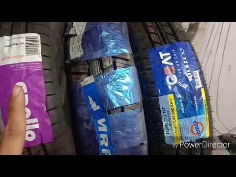 Tyres for santro size 155/70/13