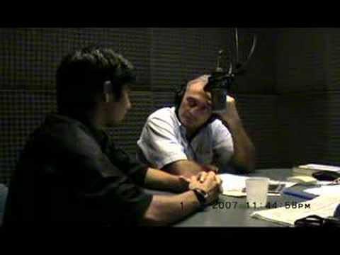 Ariel De Boeck en radio 101.9 mar del plata