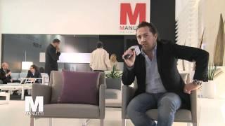 Manutti - I Saloni 2011