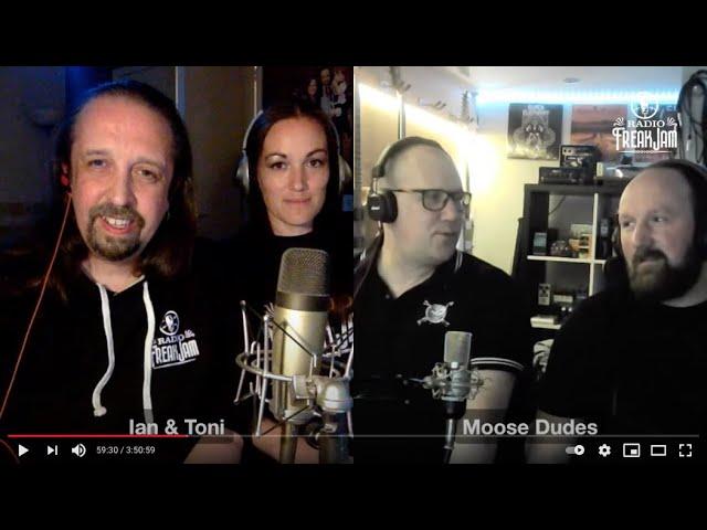 Radio FreakJam Episode 61 - Co-hosts The Moosemen