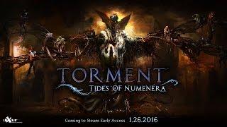 Torment:Tides of Numenera 4K Gameplay