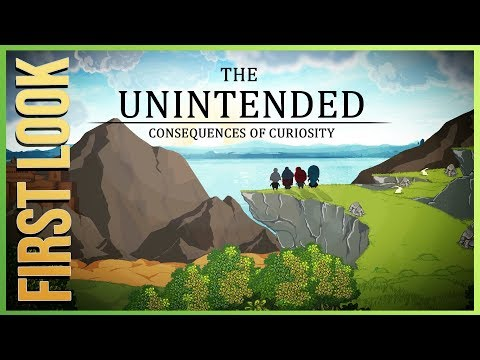 The Unintended Consequences Of Curiosity - Gameplay - First Look! [Pc]
