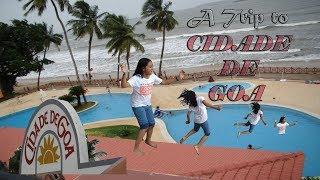 A trip to Goa| Cidade de Goa| fun videos | resorts | trip | kidories
