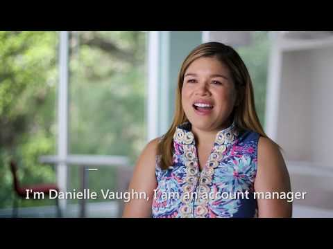 Microsoft Account Manager – Danielle