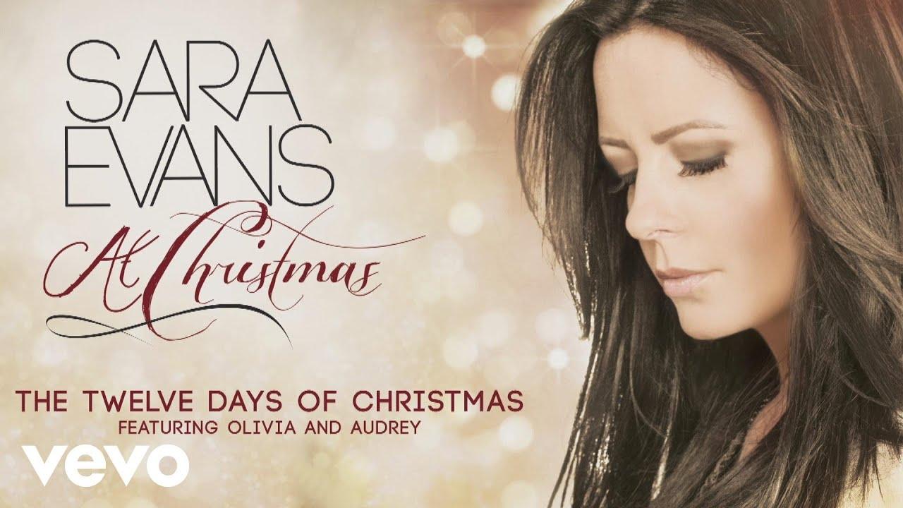 sara-evans-the-twelve-days-of-christmas-ft-olivia-audrey-saraevansvevo