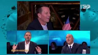 Ramush Haradinaj tregon në Open se si mund të hiqet taksa 100% me Serbinë