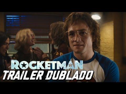 Rocketman (2019) - Trailer 2 Dublado