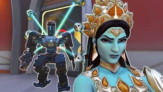 [Overwatch] The Spawn Camping Symmetra