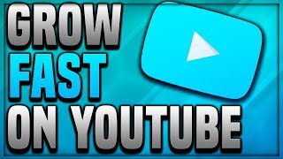 How To Grow On YouTube! (Get Subscribers Quickly)