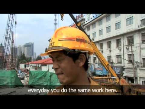 Interview of Migrant Worker in Shanghai - Dream Corps UVa