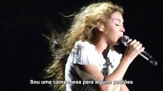HD Beyoncé - Flaws and All (Legendado) | Mrs Carter World Tour