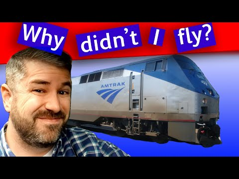 Amtrak Trains: Hot or Not?