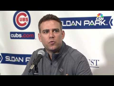 Maddon, Theo explain 2017 Cubs slogans