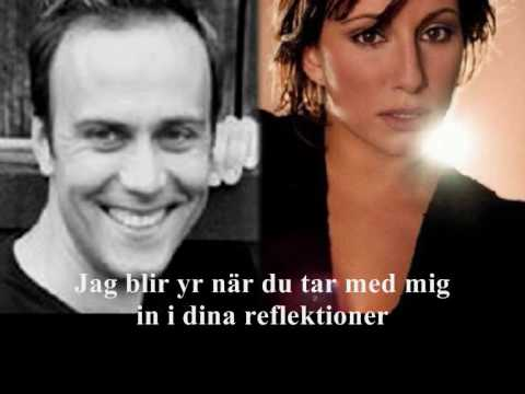 Aki Sirkesalo & Lisa NilssonMysteeriMysteriet mysteriet deg WITH LYRICS!
