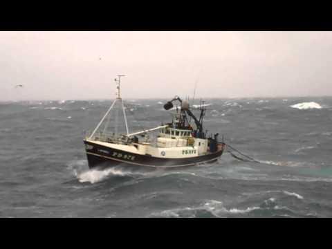 DEADLIEST CATCH(NORTH SEA STORM)