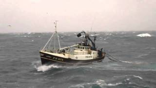 DEADLIEST CATCH(NORTH SEA STORM)