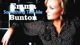 Emma Bunton - Something Tells Me