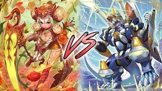 Cardfight!! Vanguard G: Neo Nectar (Ahsha) Vs. Aqua Force (Anger Boil)