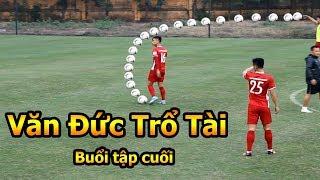 DKP đi xem Phan Văn Đức , Công Phượng , Bùi Tiến Dũng và ĐT Việt Nam tập AFF CUP buổi cuối đấu Lào