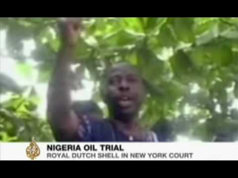 Shell in court over alleged Nigeria crimes - 03 June 09