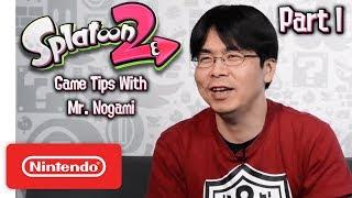 Splatoon 2 Dev. Tips with Mr. Nogami Pt. 1 - The Versatile Shooter