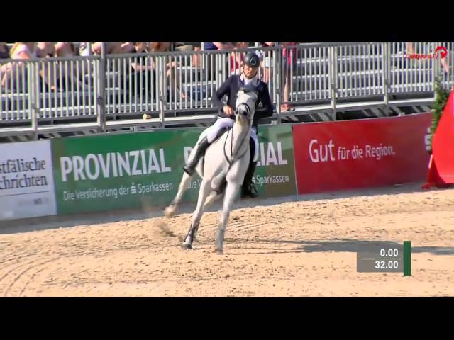 Jens Baackmann - Carmen - DKB-Riders Tour
