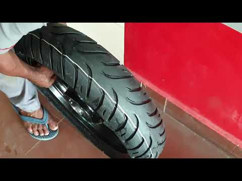 Changing My Bike Carburetor,Tyre,Engine Oil&Filter|MRF Brand New Tyres