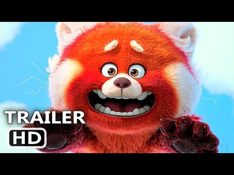 TURNING RED TRAILER OFICIAL 2021  Turning red trailer  Turning red trailer 2021