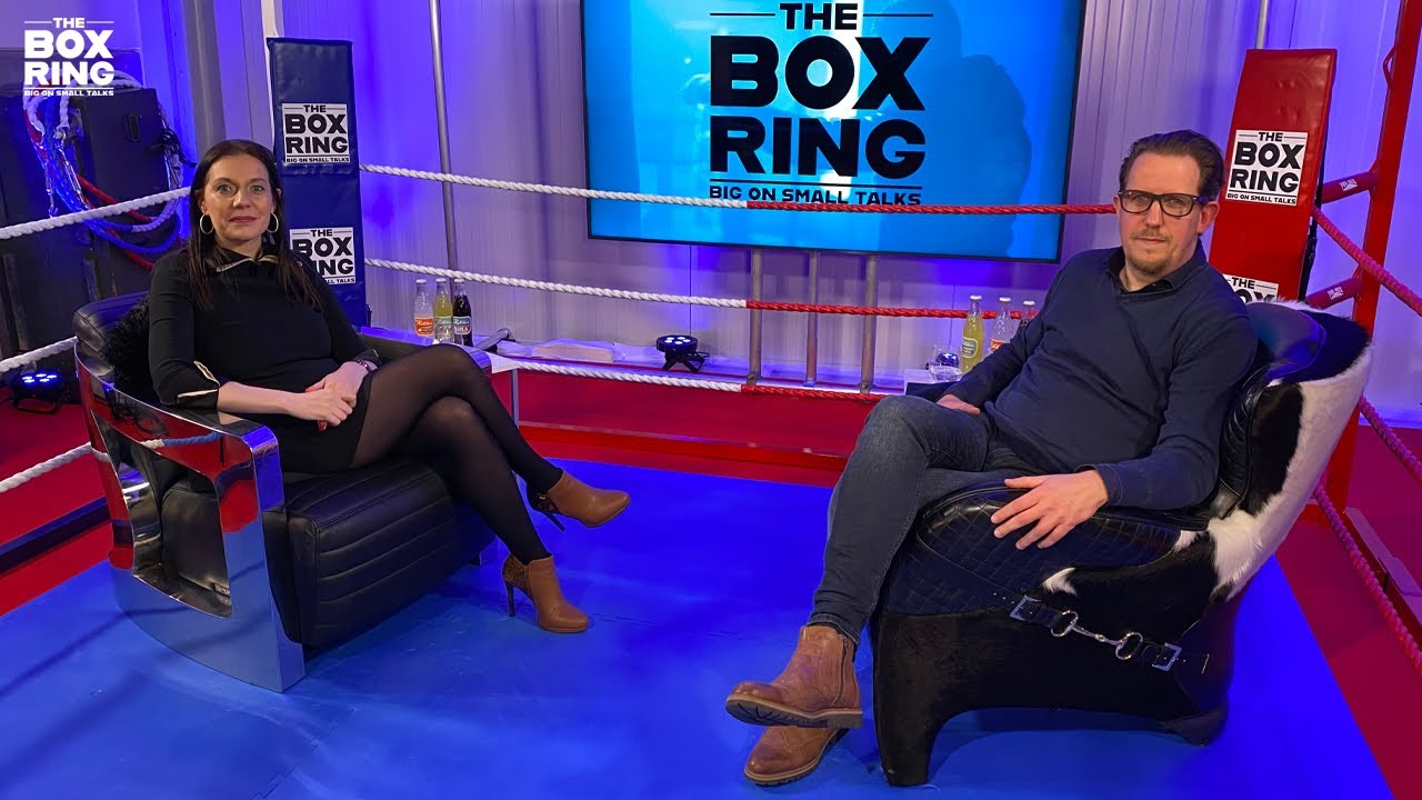 The Boxring met Ilse Jaques