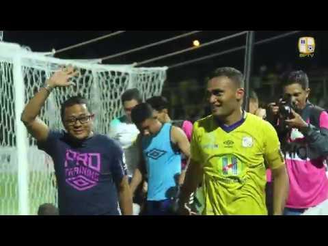 BPTV  - DIBALIK TIGA POINT MENGHADAPI BHAYANGKARA FC