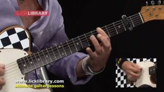 Status Quo - Hold You Back - Rhythm Guitar Performance by Rick Parfitt