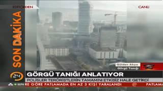 #SONDAKİKA #İzmir'deki patlamaya ilişkin görgü tanığı anlatıyor