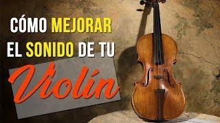 Cómo mejorar el sonido de tu violín