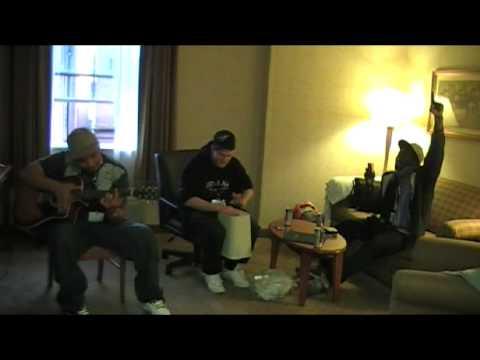 7th Mic & Captain Djaff Freestyle Trinity HH 2010