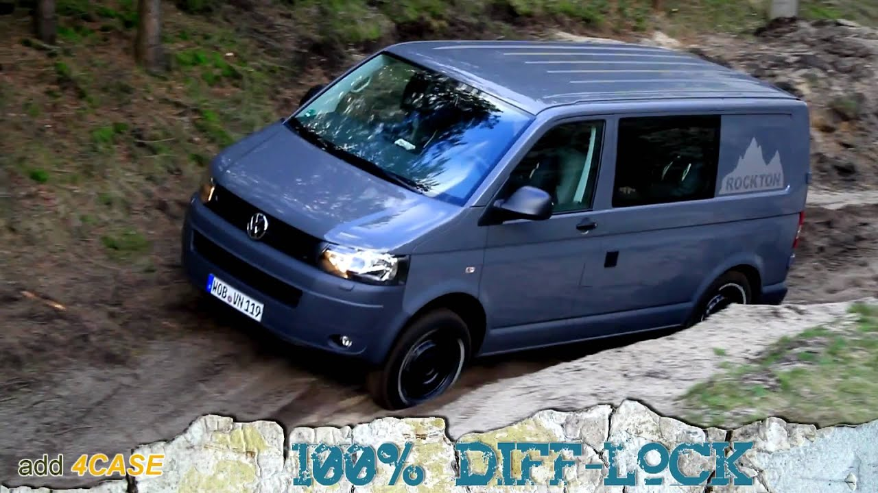 off road test drive vw t5 rockton 4motion expedition. Black Bedroom Furniture Sets. Home Design Ideas