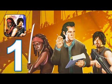 Bridge Constructor: The Walking Dead - Gameplay Walkthrough Part 1 - Tutorial (iOS, Android) |