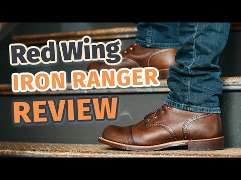 Red Wing IRON RANGER REVIEW: Is This American Icon Worth It?