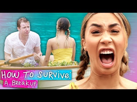 The Break Up  HOW TO SURVIVE A BREAK UP with Eva Gutowski EP 1
