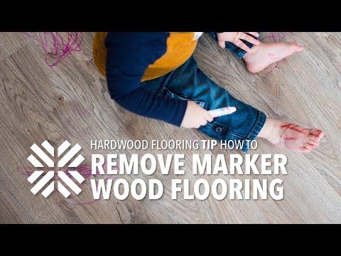 Flooring 101 Tip Removing Marker From Laminate Flooring Lumber