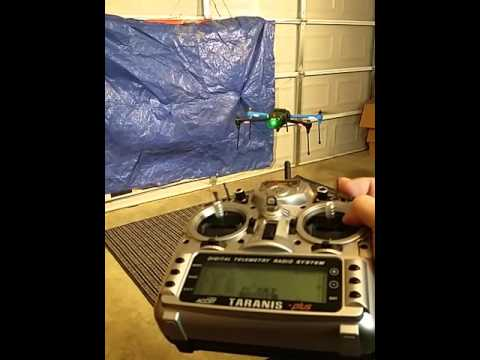 Control a Pixhawk Drone Using ROS and Grasshopper: 9 Steps