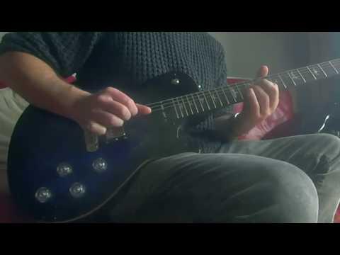 Guitar DEMO: PRS Chris Robertson SE