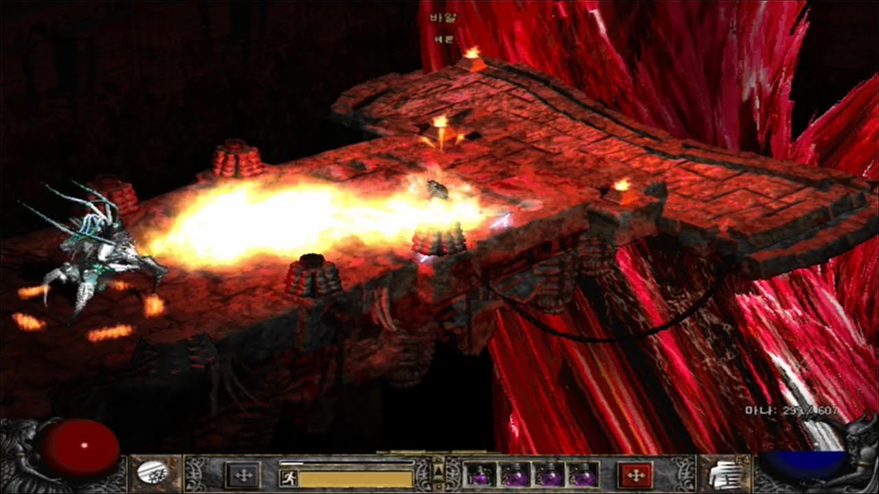 diablo hydra sorceress