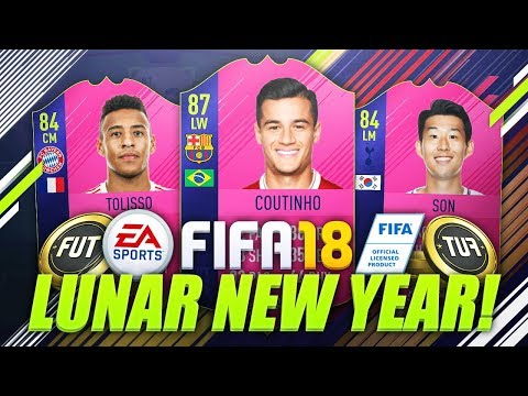 LUNAR NEW YEAR TRADING & INVESTING GUIDE! (FIFA 18 Ultimate Team)