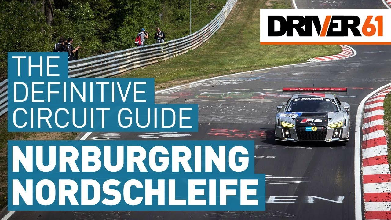 Nürburgring Nordschleife Circuit Guide (by Nurburgring 24h race winner) Video Thumbnail