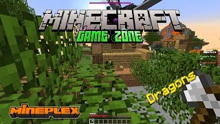 Minecraft - Game Zone - MinePlex - Dragons [1]