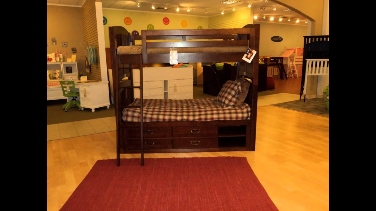 Kids Bedroom Furniture By Young America Cribstocollege In Naperville Il
