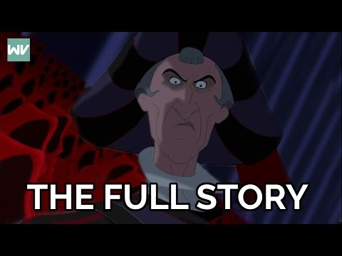 Claude Frollo's Lust, Religion and Full Story: Discovering Disney