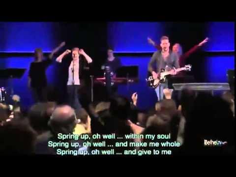 I've Got a River of Life   Jeremy Riddle & Bethel Church January 15, 2012