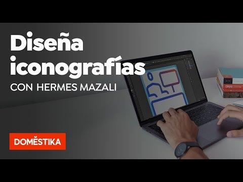 Introducción al diseño de iconos – Curso online de Hermes Mazali