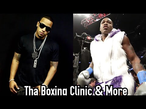 Rumor Adrien Broner Got Beat up & Bounced out of Houston Club  Rapper Boston George!!!